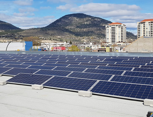 Penticton Commercial Solar