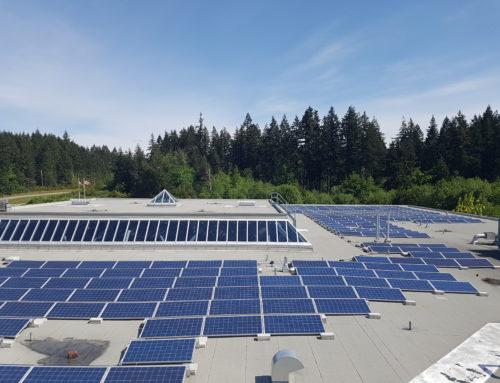 Westcoast General Hospital Solar