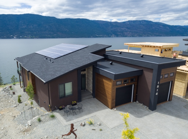 Lake Country home solar