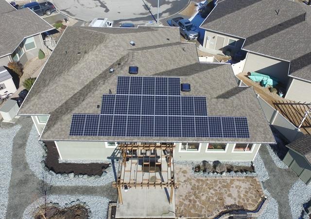 Oliver home solar