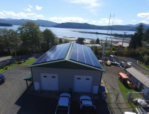 Haida Gwaii Community Solar Project