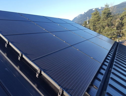North Vancouver – Home Solar